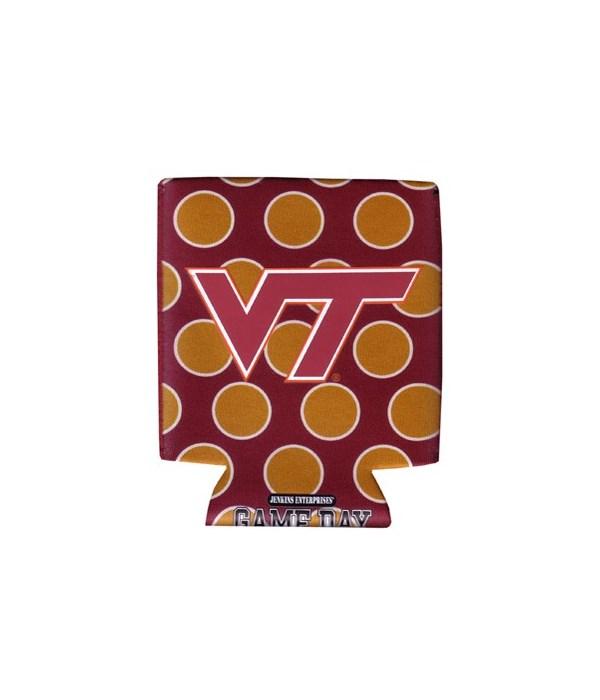 VA-T Koolie Pocket Polka Dot 12DP
