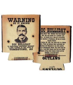 Doc Holliday Pocket Coolie