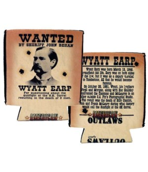 Wyatt Earp Pocket Coolie 12PC