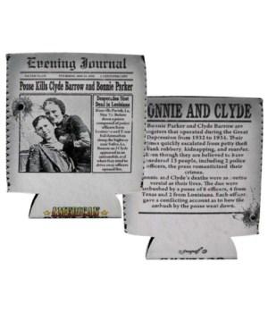 Bonnie & Clyde Pocket Coolie 12PC