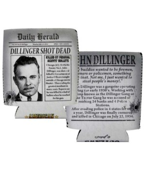 Dillinger Pocket Coolie 12PC