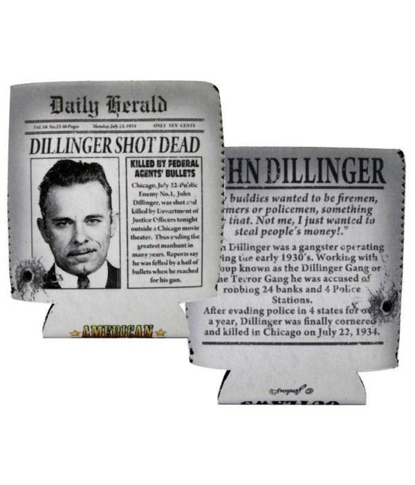 Dillinger Pocket Coolie 12PC