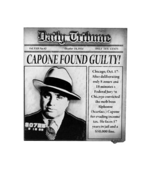 Capone Magnet 12PC