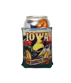 Iowa Koolie Pocket Mural 12DP