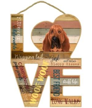 Love sign / Bloodhound