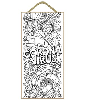 Corona Virus - themed