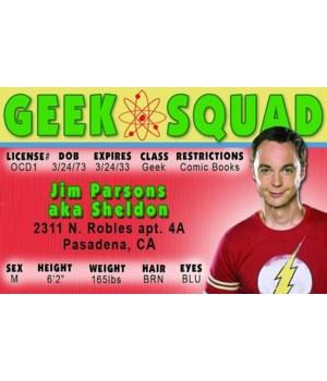 Sheldon ID