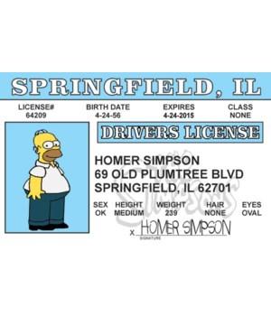 Homer's ID