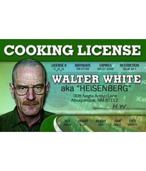 Walter White ID