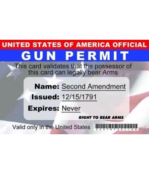 Gun Permit ID