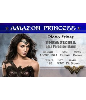 Wonder Woman ID