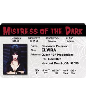 Elvira ID