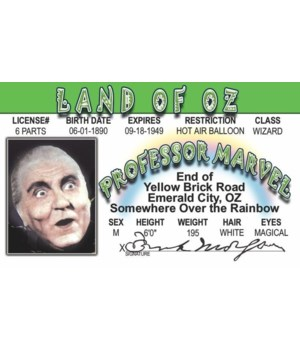 Wizard of Oz ID