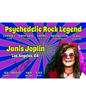 Janis Joplin ID