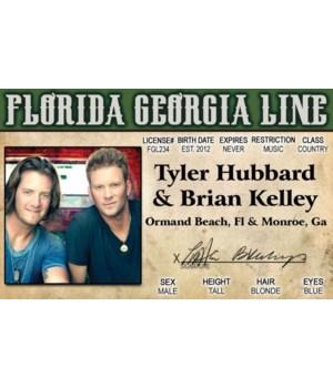 Flordia Georgia Line ID