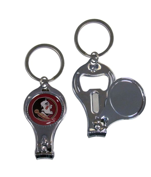 3IN1 KEYCHAIN - FLORIDA STATE