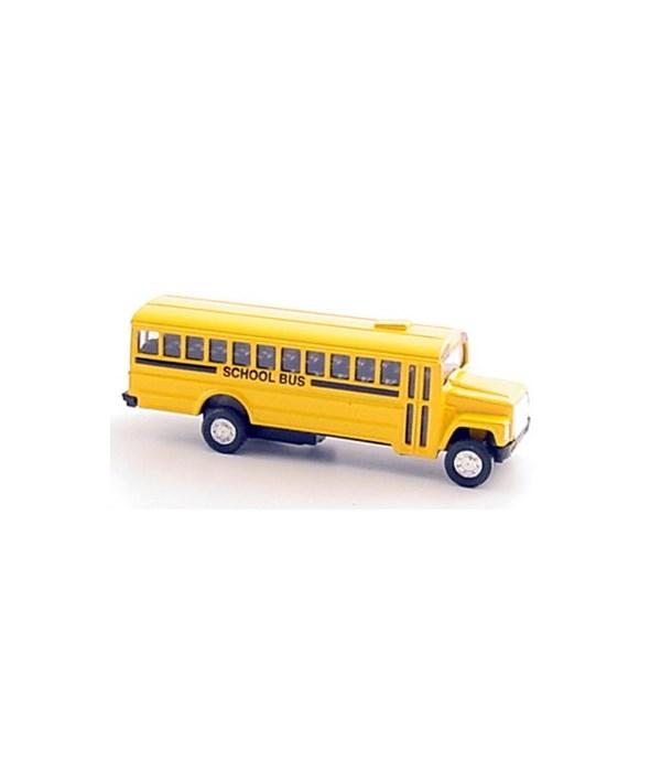"School Bus 5"" 12 pc dsp"
