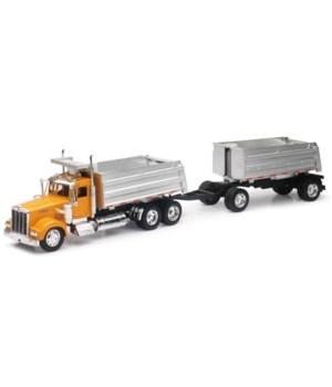 KW Double Dump Truck 1:32