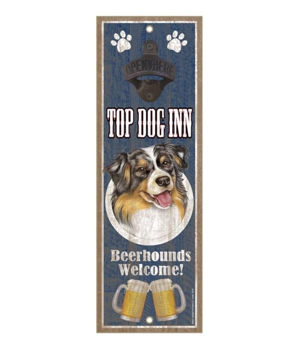 Top Dog Inn Beerhounds Welcome! Australi