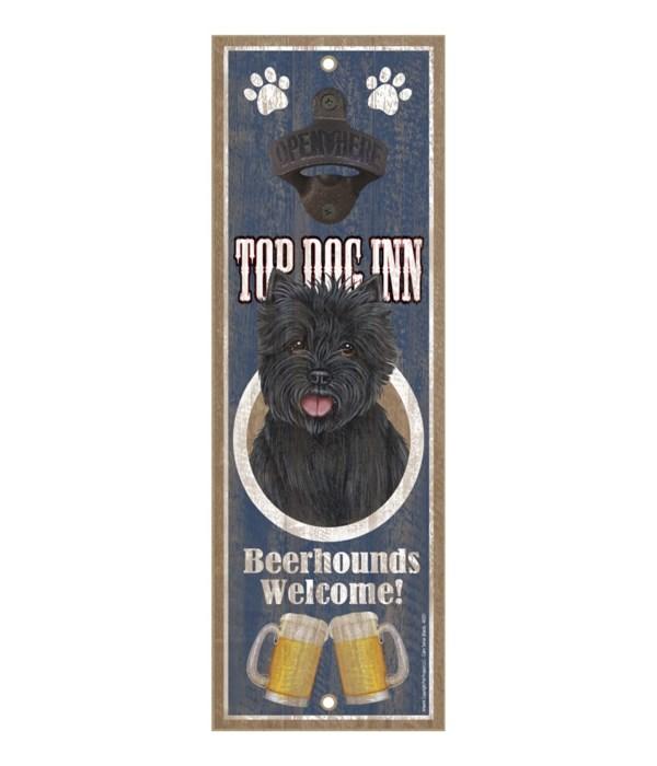 Top Dog Inn Beerhounds Welcome! Cairn Te