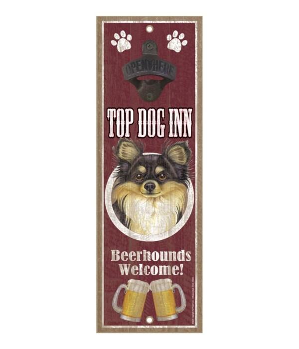 Top Dog Inn Beerhounds Welcome! Chihuahu
