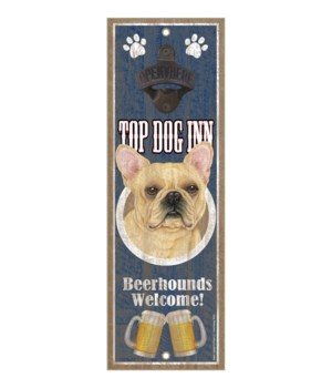 Top Dog Inn Beerhounds Welcome! French B