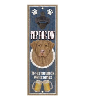 Top Dog Inn Beerhounds Welcome! Chesapea