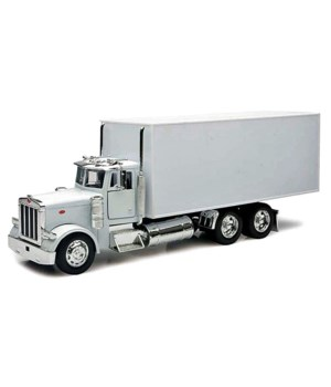 PB 379 Box Truck white 1:32 WB