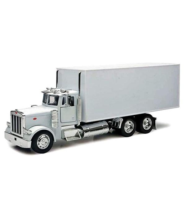PB 379 Box Truck white 1:32 WB