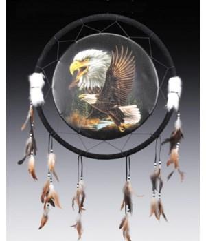 "Dreamcatcher 24"" Eagle(head+flying)"