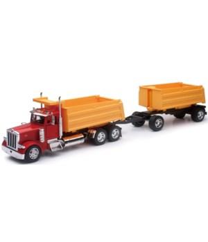 PB 379 double dump truck 1:32 WB