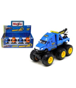 """Builder zone tow truck 8"""" friction"""