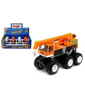 """*Builder zone crane truck 8"""" friction"""