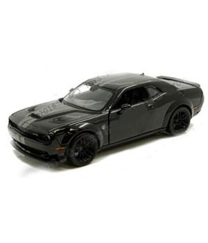 Dodge 2018 Challenger SRT 1:24 4PK