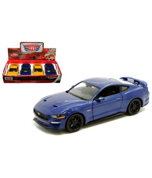 Ford 2018 Mustang GT 1:24 4PK