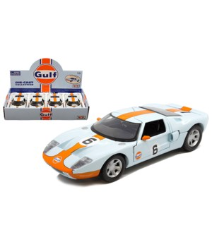 Ford Gulf GT Concept 1:24 4PK