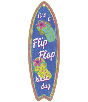 Flip Flop Day Surfboard