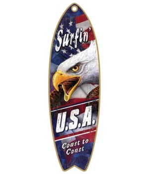Surfin USA Surfboard