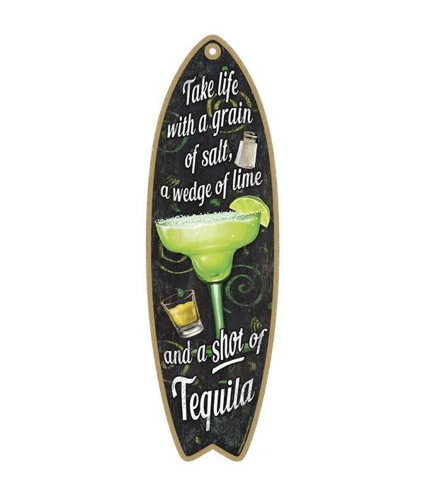 Margarita - Take life with a grain of sa
