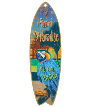 Found my Paradise Surfboard