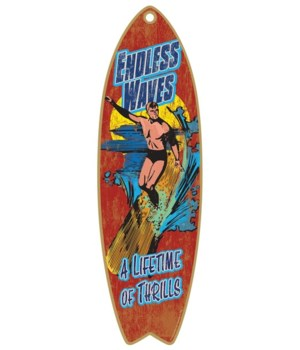 Endless Waves Surfboard