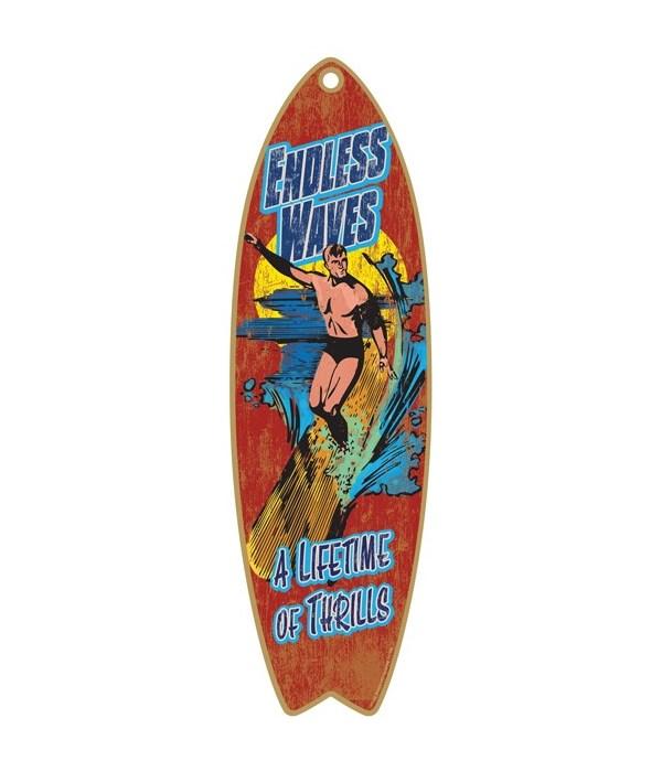 Endless Waves Surfboard