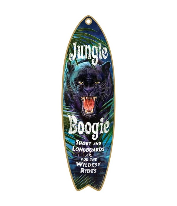 Jungle Boogie Surfboard