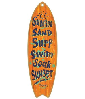 Sunrise to Sunset Surfboard