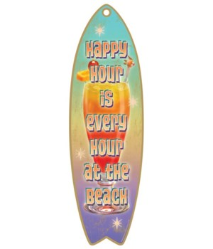 Happy Hour Surfboard