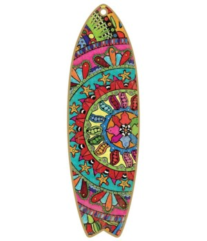 Hippy Girl Surfboard