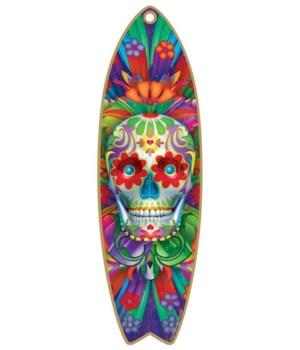 Skull Surfboard