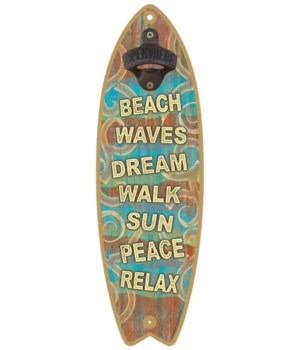 Beach Waves Dream Walk Sun Peace Relax S