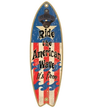American Wave Surfboard