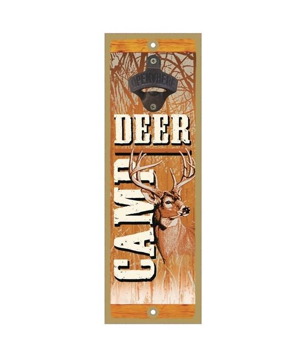 Deer Camp (orange colors with deer) Surf
